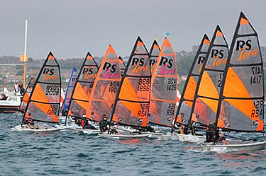 RS Tera World Championship Sailors