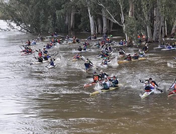 Breede and the Hansa Fish River canoe marathons