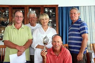The Mathiesen Cup 1 - Open Fleet Winners