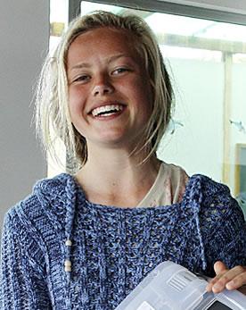 Sophie Hynch - George Lakes Interclub Regatta